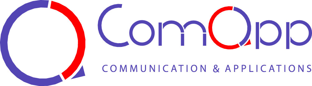 Logo ComApp completo